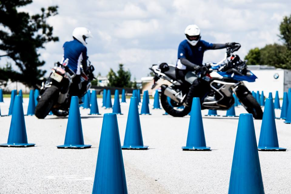 Off-Road Training and Authority School from the BMW Performance Center